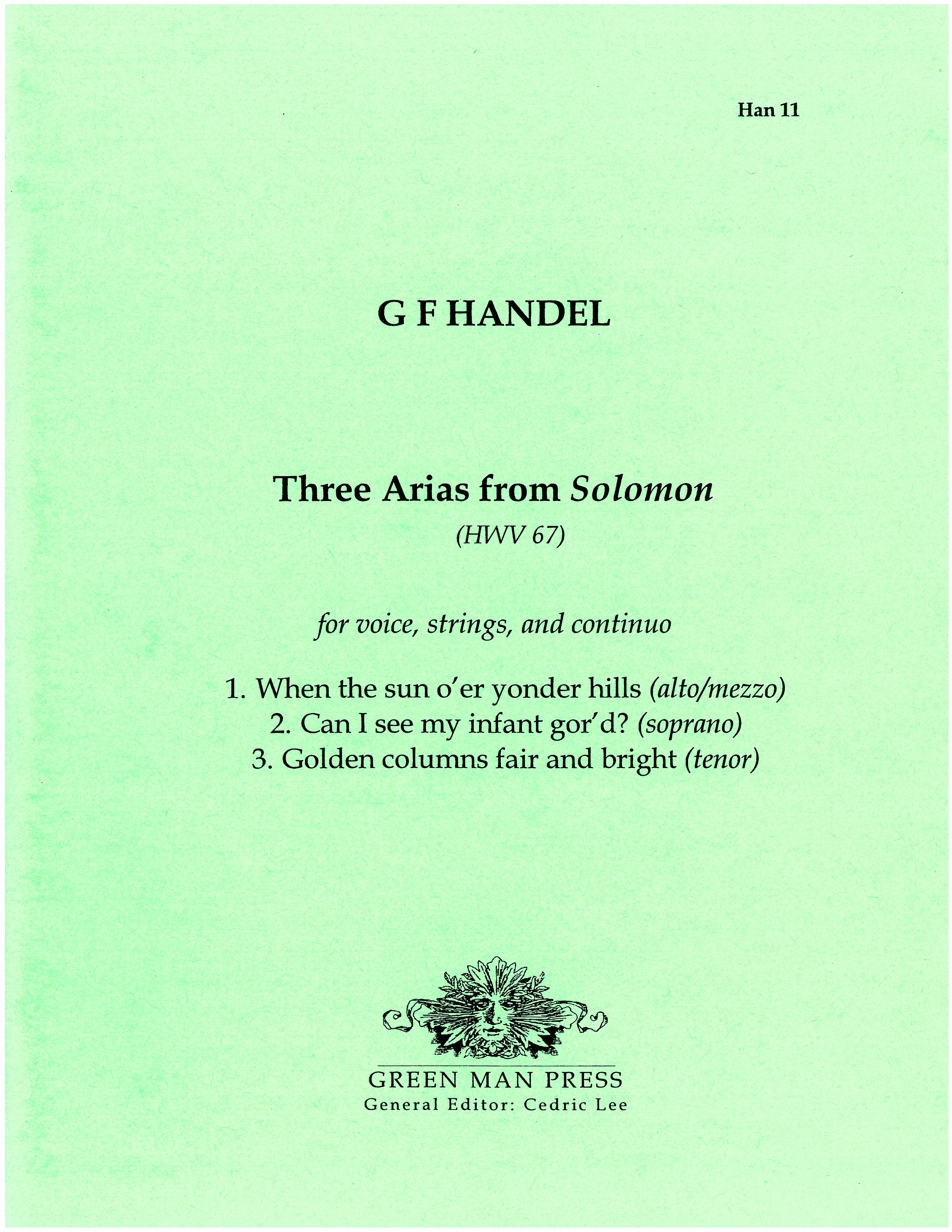 Classical Vocal Reprints - Product Page - Sheet Music PDF Downloads