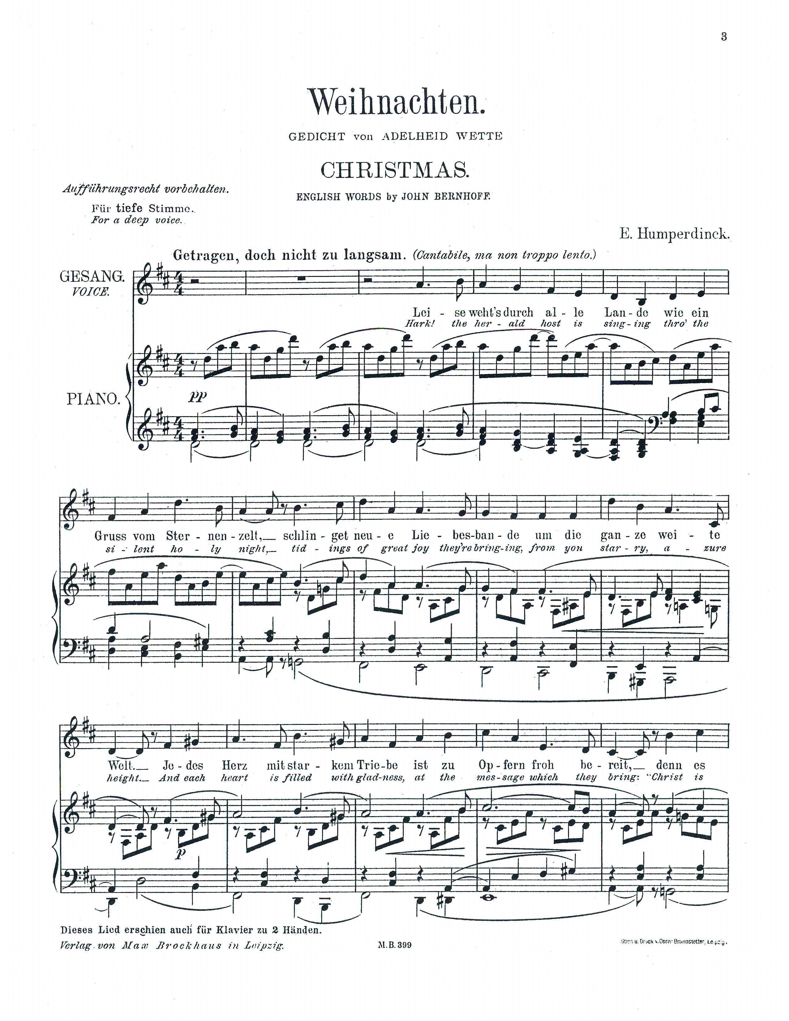 Weihnachtslieder Klavier Pdf.Classical Vocal Reprints Product Page Sheet Music Pdf Downloads
